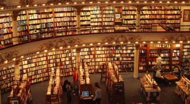 Kütüphaneler Haftası Kutlu Olsun!