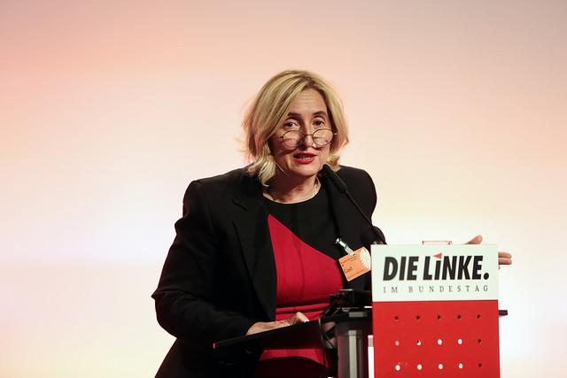 SHD Genel Başkanı Melda Onur Almanya Ziyaretinde Türkiye'deki Sosyal Haklar Mücadelesini Anlattı