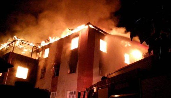 SHD'den Basına ve Kamuoyuna Açıklama: Tamamlanan Aladağ Yurt Yangını İddianamesine Bakılırsa Yeni Aladağlar'ın Önüne Geçilemez!