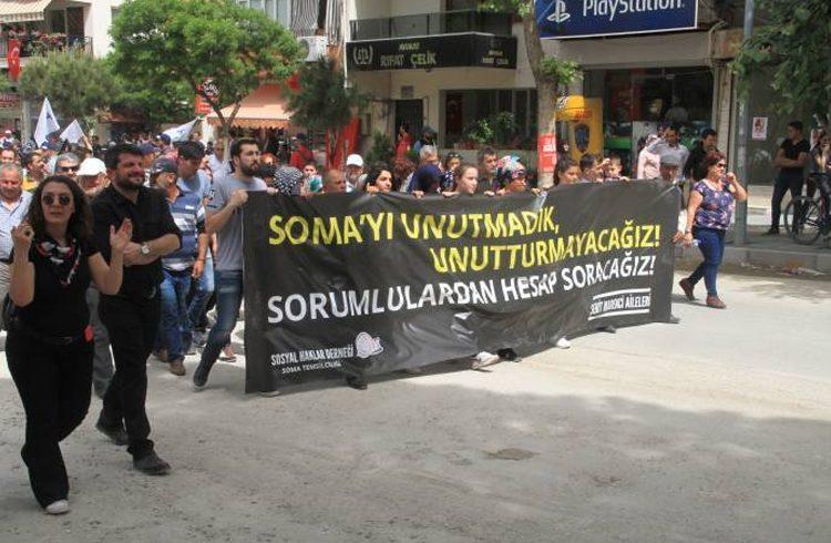 Soma'nın üçüncü yılı: 301 can için adalet