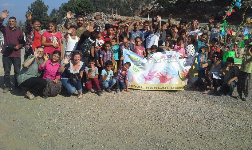 SHD Aladağ Yaz Okullarına Destek Veren Herkese Teşekkürler!