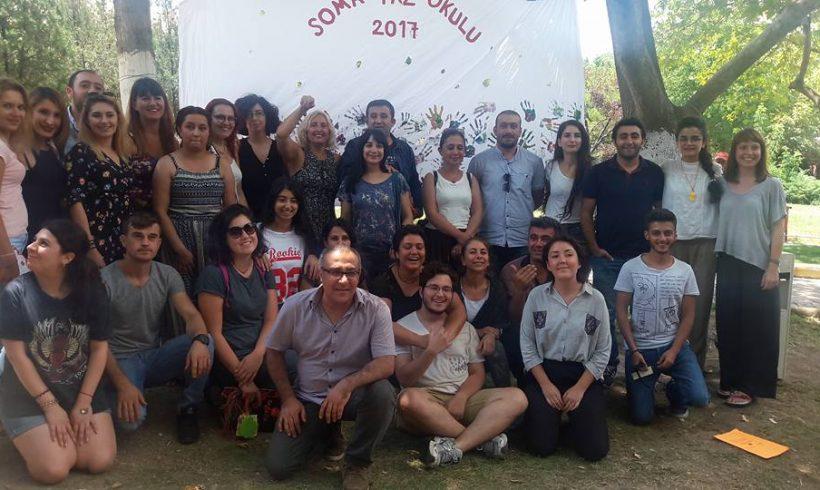 SHD Soma Yaz Okulu Kapanış Şenliği ile Sona Erdi