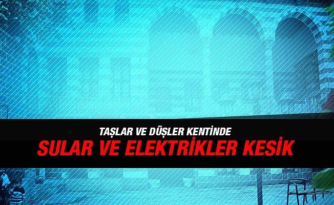 Gazeteci Dilek Dindar, Sur ve Sur Forumu Hakkında Yazdı: Taşlar ve Düşler kentinde sular ve elektrikler kesik