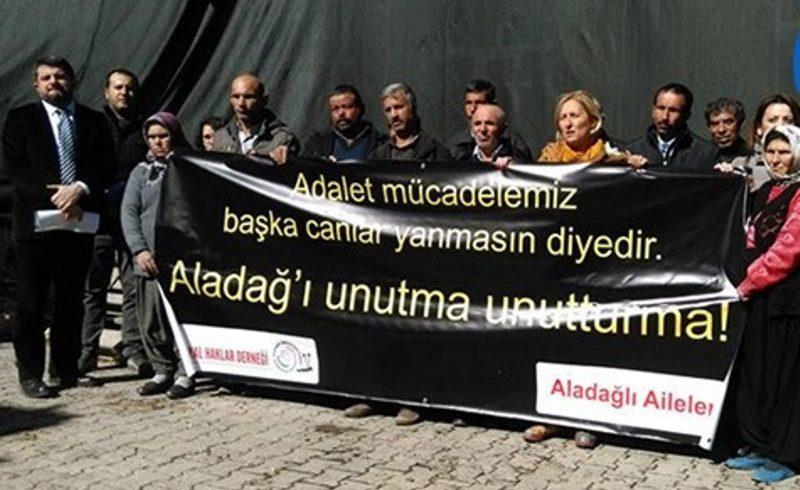 Basın Duyurusu: Aladağ Katliamının Yıldönümü Öncesi Ailelerle Ankara'dayız
