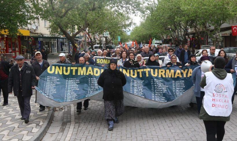 13 Haziran'da Soma için Adalet talebiyle sokağa çıkıyoruz…