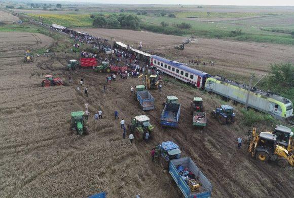 SHD: Çorlu'daki tren kazasının takipçisi olacağız