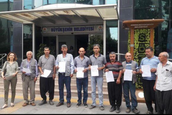 Basına ve Kamuoyuna: Aladağ Köylerine Belediyecilik Hizmeti Verilmiyor!