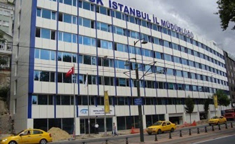 Basın Duyurusudur: 28 Aralık Cuma günü saat 10:00'da İstanbul SGK İl Müdürlüğü önünde basın açıklaması yapacağız