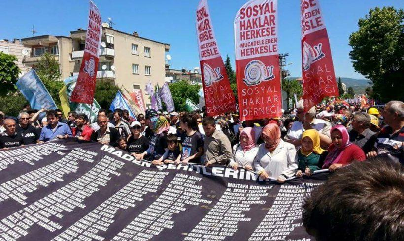 Soma için Adalet İstiyoruz!